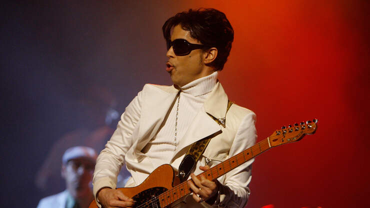 Prince's Unreleased 'Welcome 2 America' Out In July