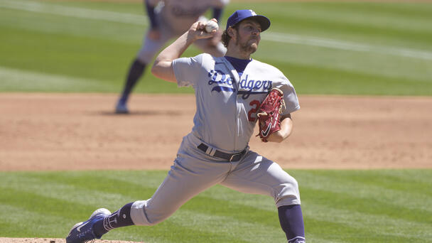 Bauer Set To Pitch For Dodgers at Dodger Stadium For First Time