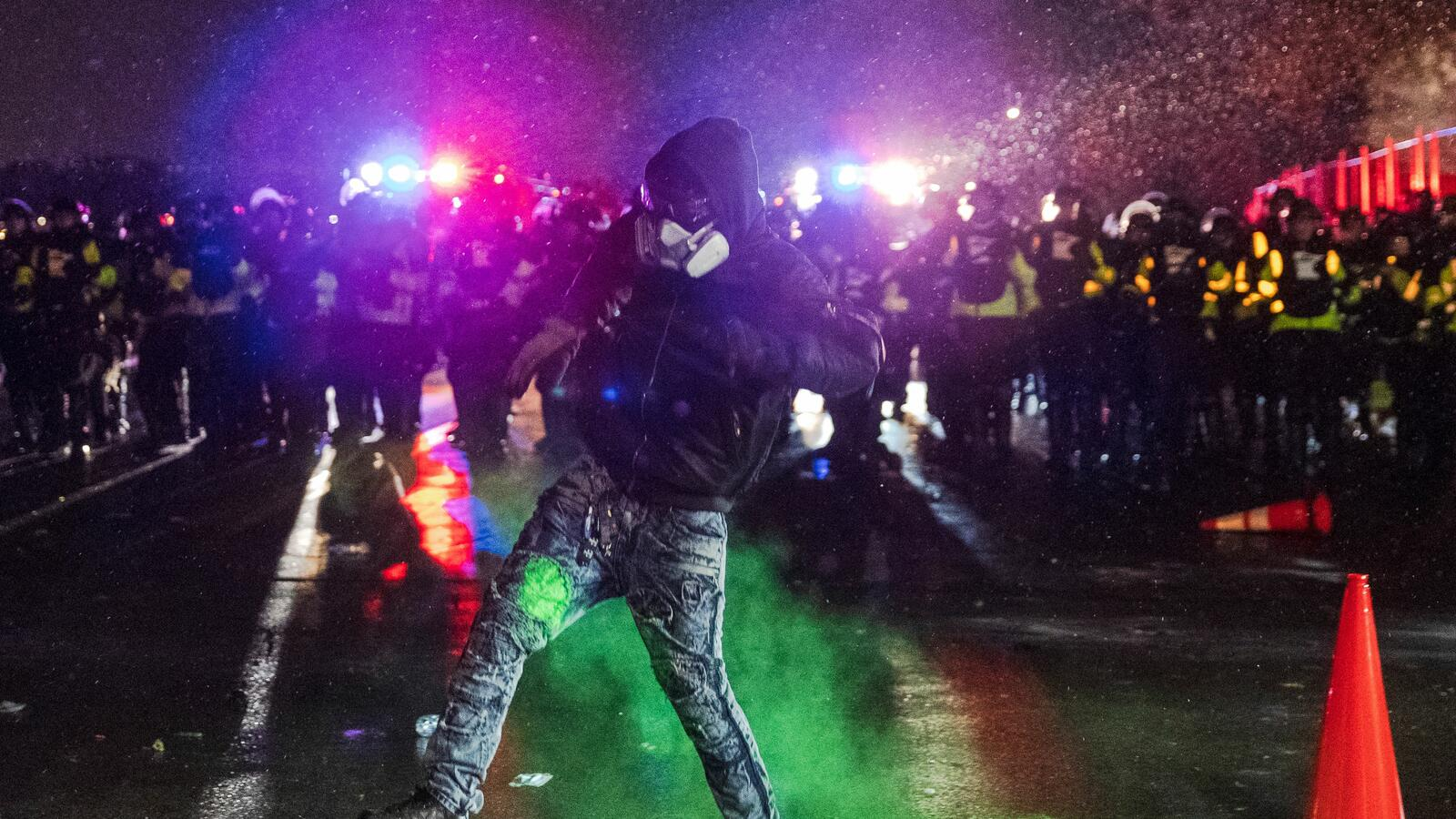 60 Arrested In Minnesota Police Shooting Protests