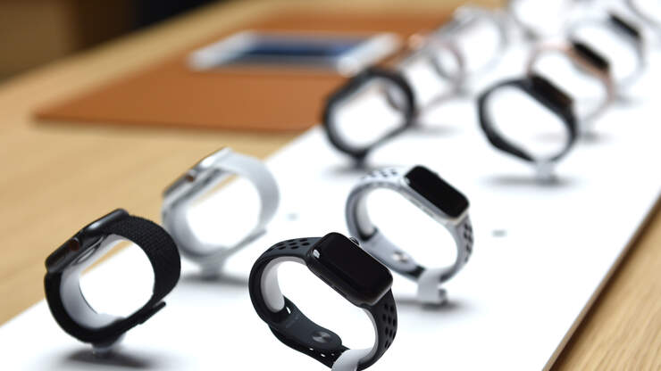 Groundbreaking Smartwatch Could Detect COVID 19