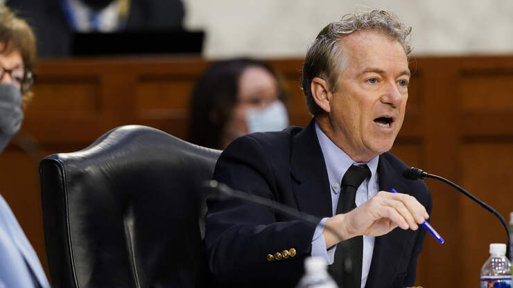 Sen. Rand Paul on COVID, government spending, troop withdrawal and more