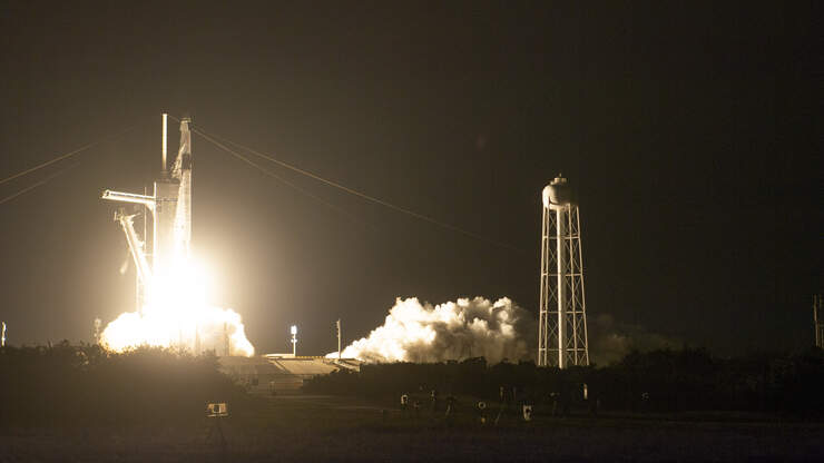 Space Station Astronauts Set To Return To Earth On SpaceX Ship