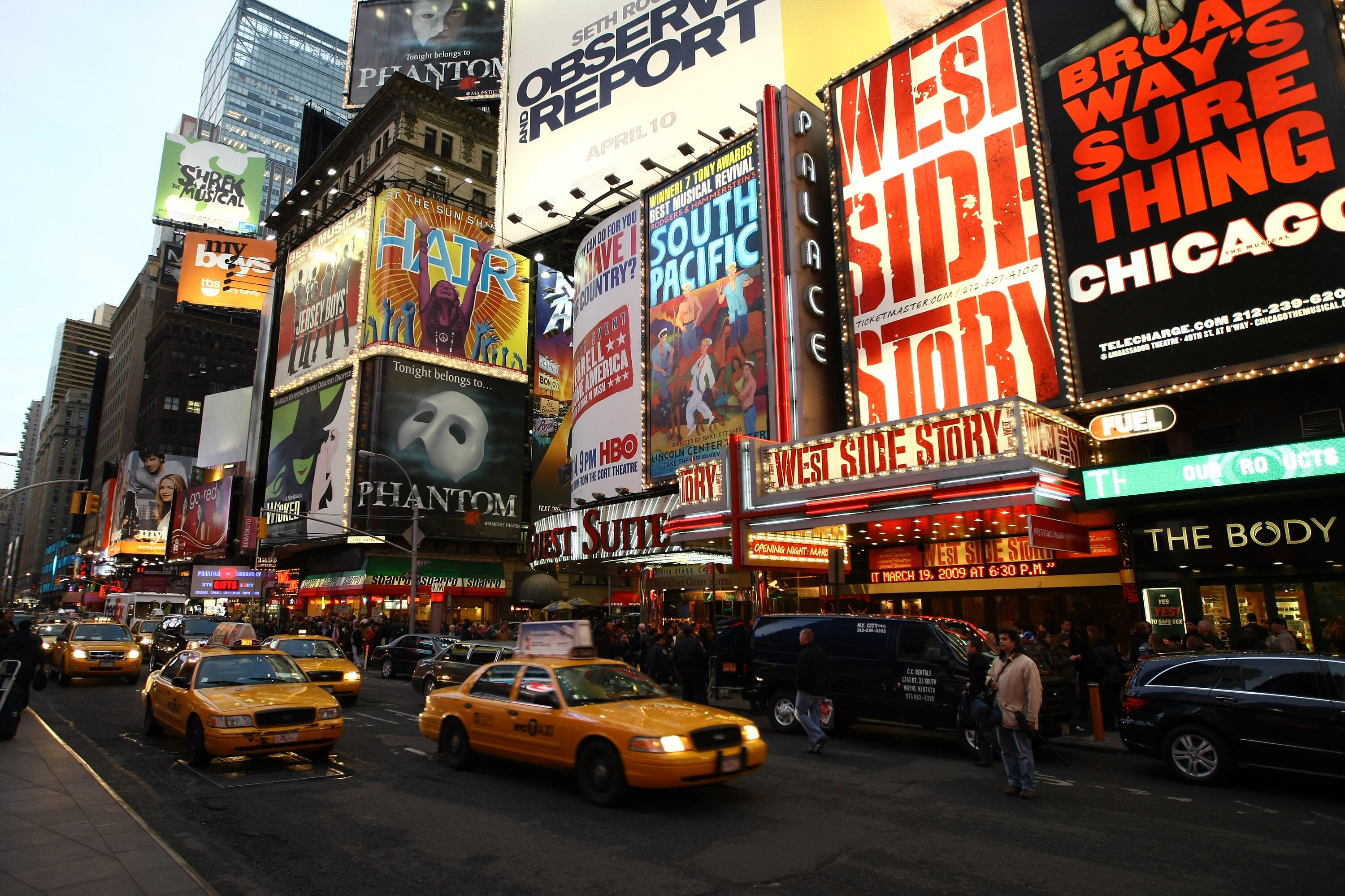 Broadway Shows To Reopen In September At 100% Capacity