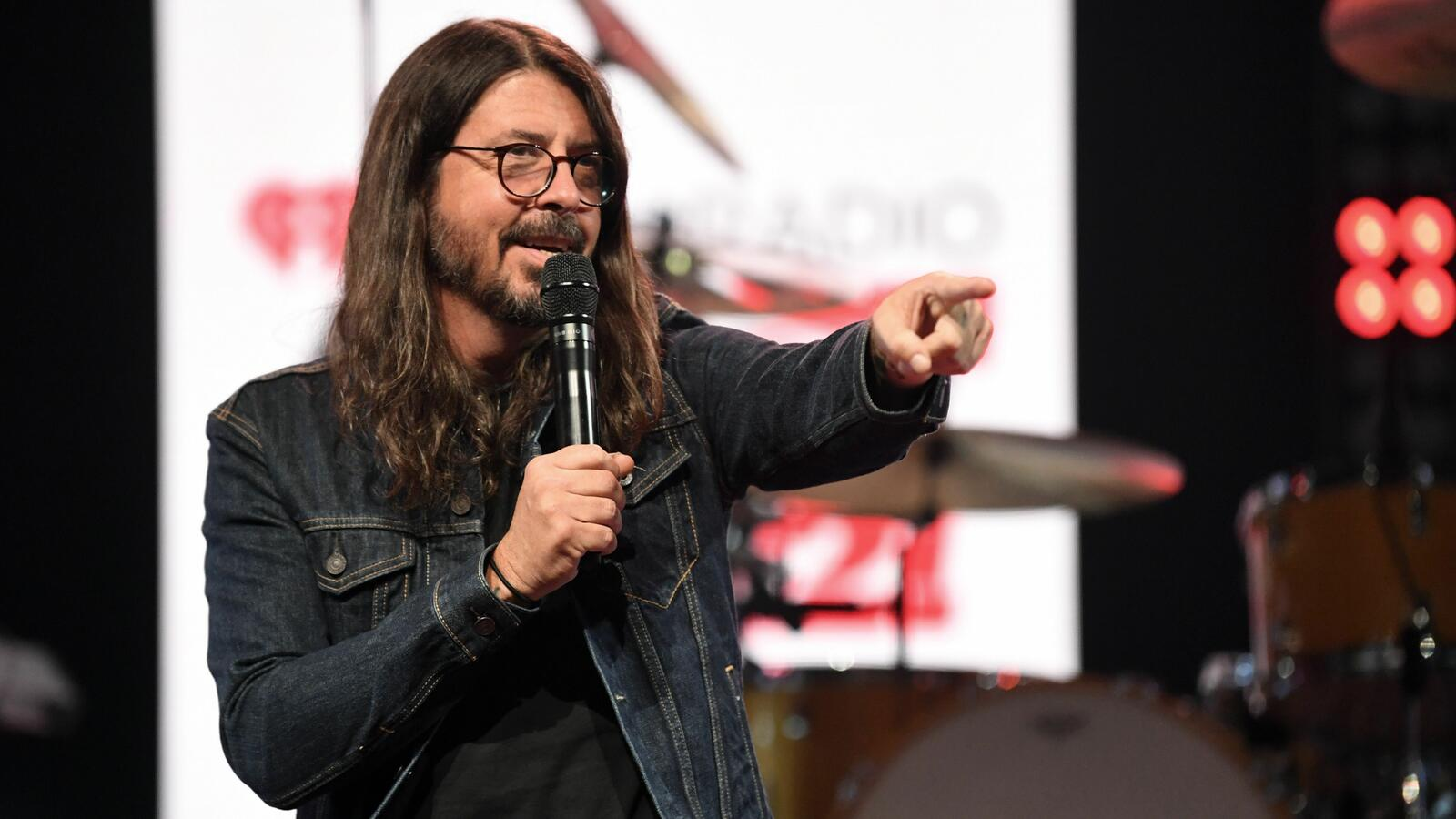 Interview with Dave Grohl