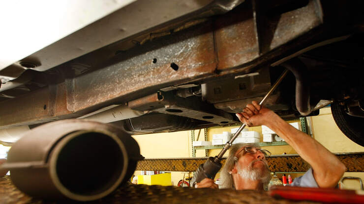 Omaha Police Seeing More Catalytic Converter Thefts