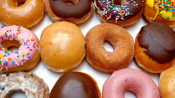 image for Free Donuts! Here's a few places to get 'em...
