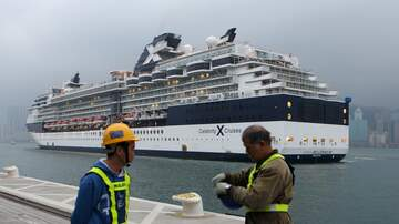image for Two Passengers On Fully Vaccinated Cruise Ship Test Positive For COVID-19