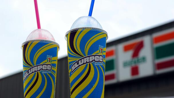 7-Eleven Giving Away Slurpees in July