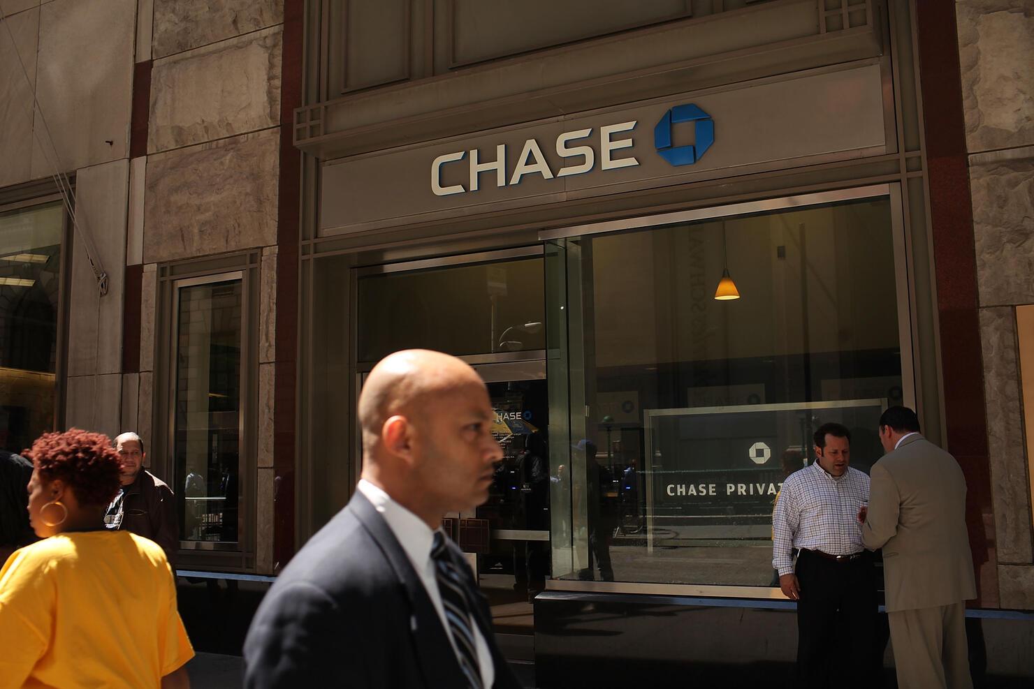 Markets React To JPMorgan Chase Reporting 2 Billion Dollar Loss