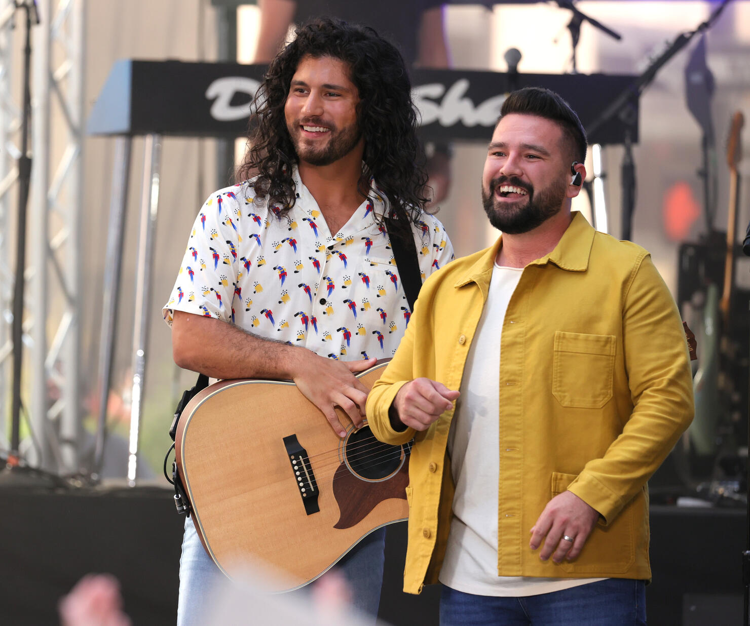 """Dan + Shay Perform On """"Today"""" Show"""