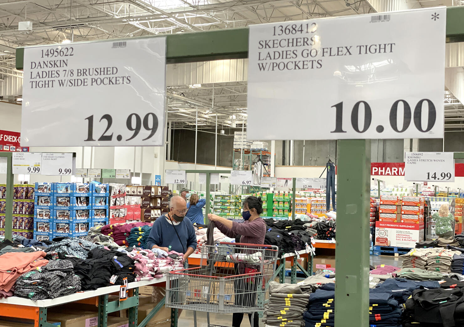 U.S. Consumer Prices Rise To Highest 12-Month Rate Since 2008