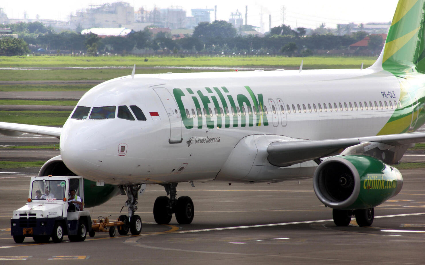 INDONESIA-FRANCE-ITALY-AIRLINE-ATR-CITILINK-CONTRACT