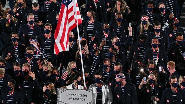 Olympics Opening Ceremony Held
