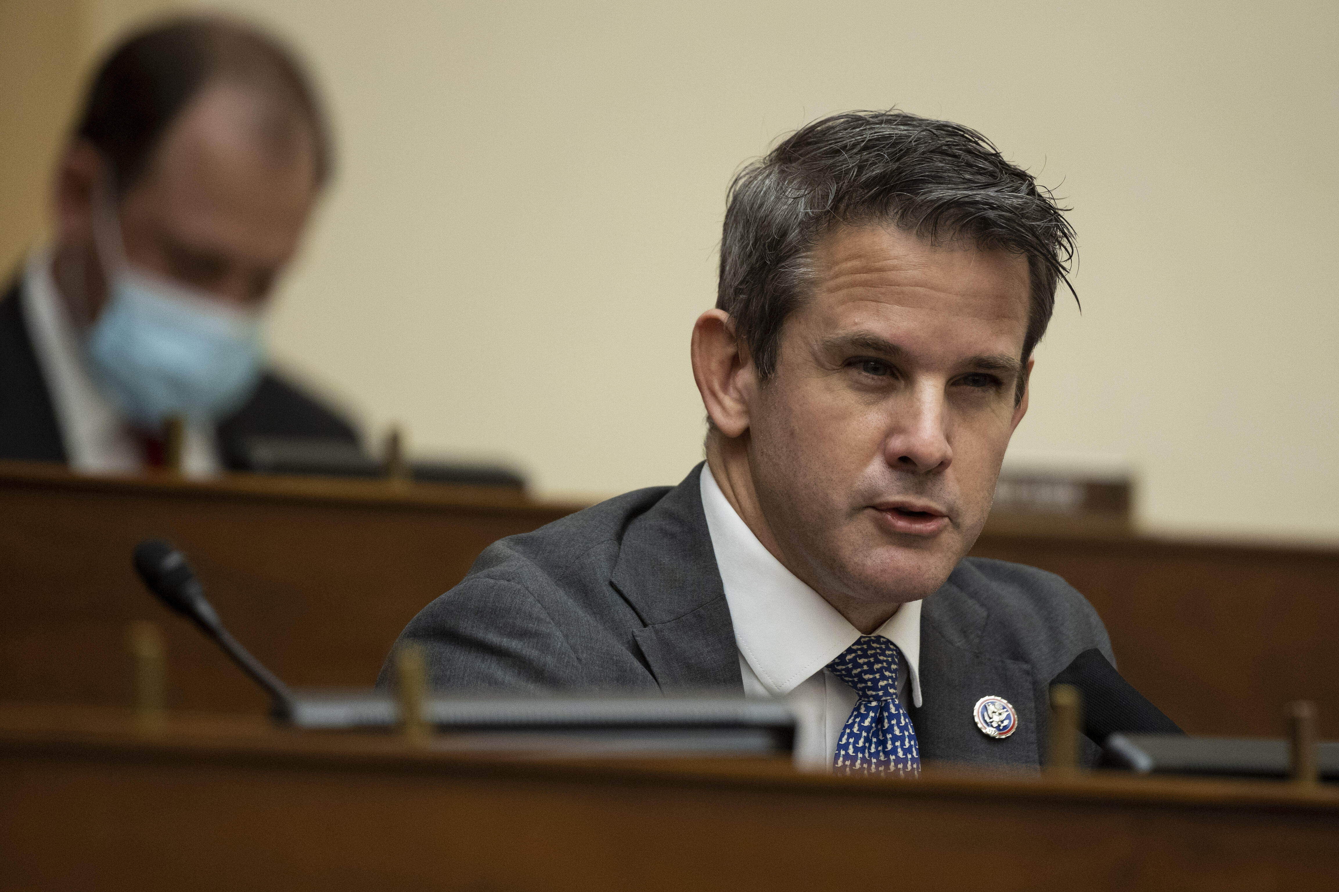 Nancy Pelosi Appoints GOP Rep. Adam Kinzinger To 1/6 House Select Committee