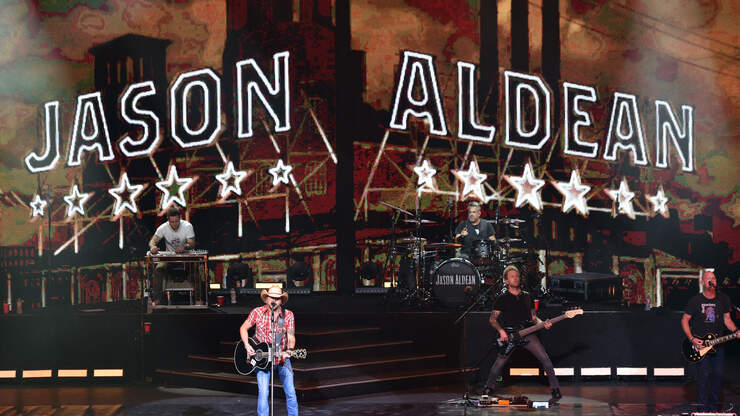 More surprises could be ahead with Jason Aldean's forthcoming album