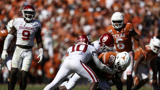 Texas Longhorns & Oklahoma Sooners Headed To SEC