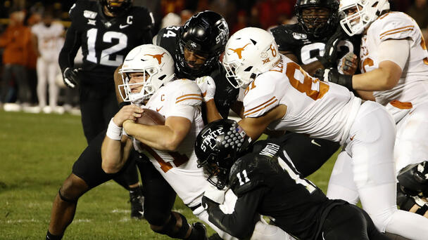 CELLULAR ADVANTAGE POLL: Did ESPN Play A Part In Breaking Up The Big 12?