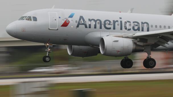 Over an airplane seat not reclining? BRAWL breaks out on American Airlines