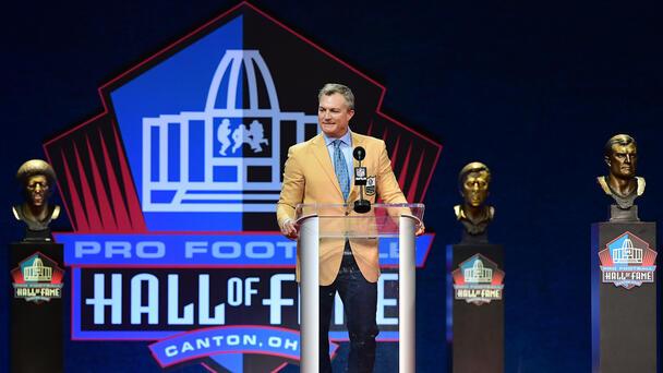 John Lynch Enshrined In Pro Football Hall Of Fame