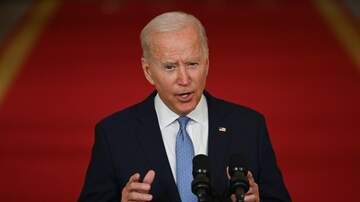 image for President Biden Defends Decision To End Combat Mission In Afghanistan