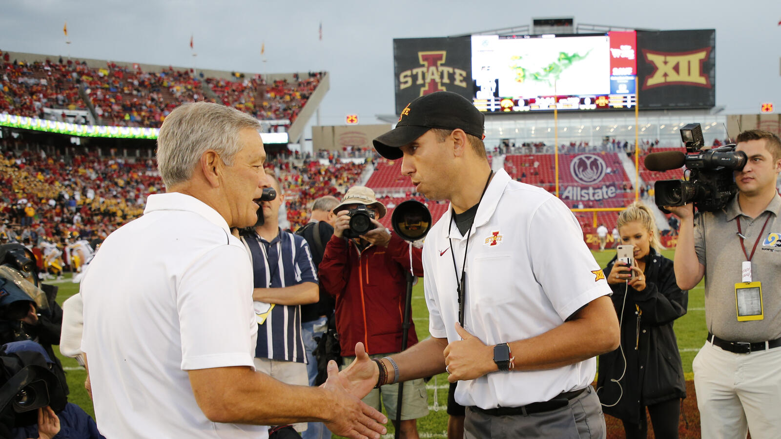 CELL ADVANTAGE POLL: Is This The Biggest Game Ever In The Cy-Hawk Series?