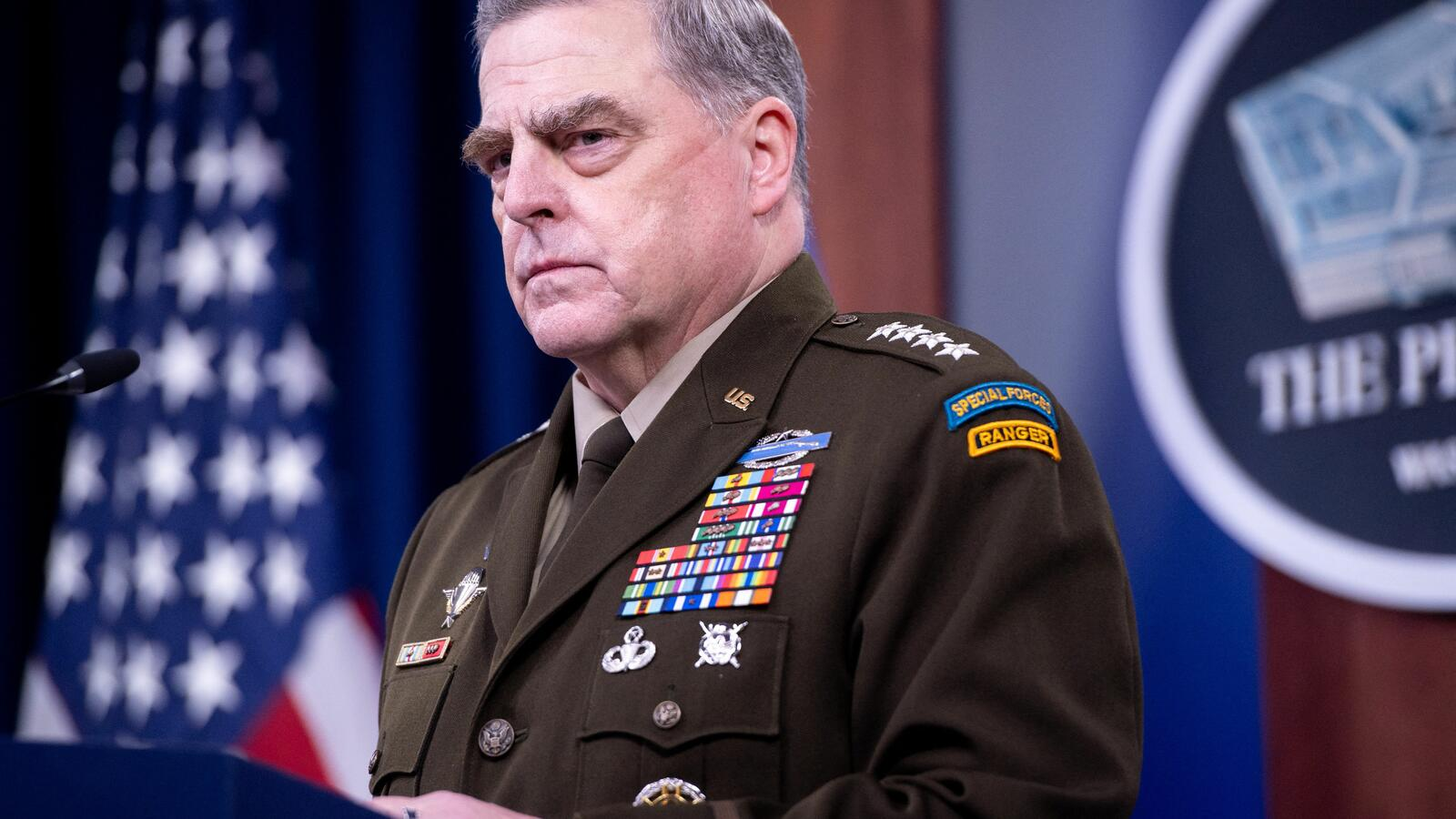 Gen. Mark Milley is Potentially Treasonous and Definitely Incompetent