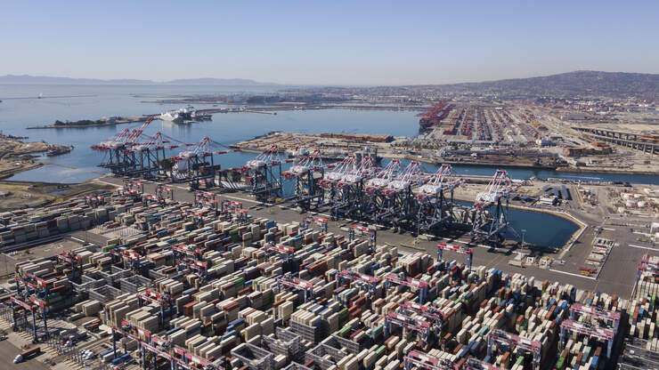Ports of Los Angeles, Long Beach Announce Changes As Cargo Volume Surges