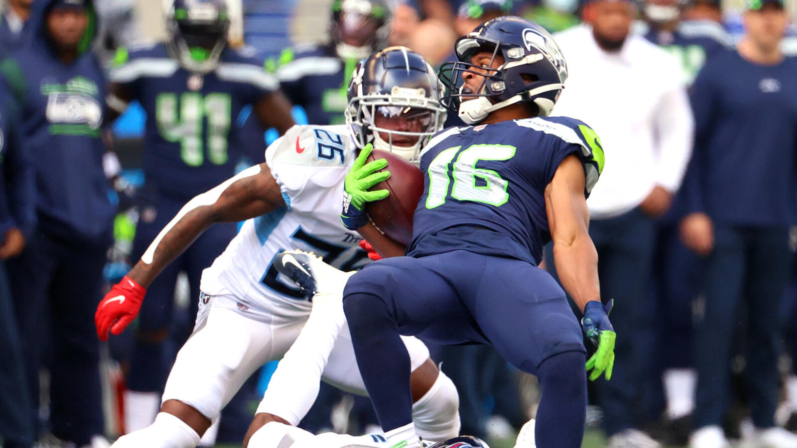 Takeaways from Seahawks 33-30 overtime loss to Titans