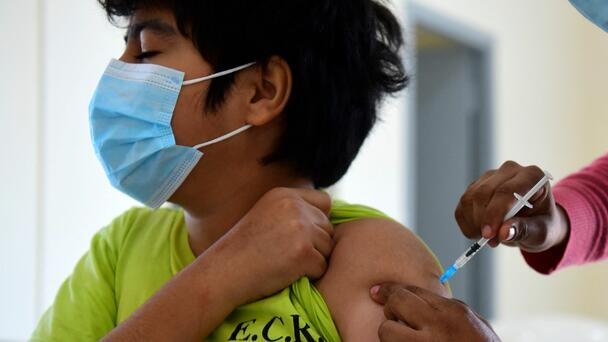 Vacuna COVID de Pfizer es segura y efectiva para los niños de 5 a 11 años
