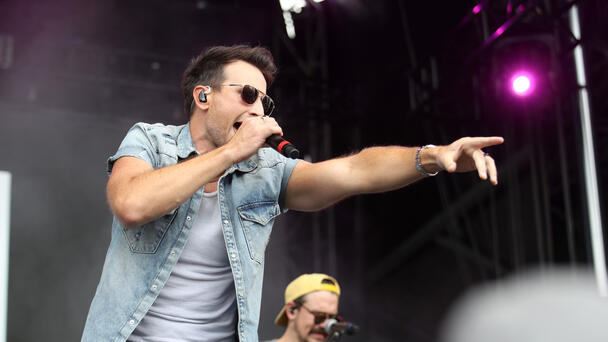 Russell Dickerson's 1-Year-Old Son Knows Good Music When He Hears It