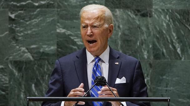 President Biden Addresses UN, Talks Impacts Of COVID