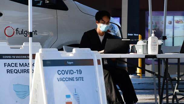 COVID Death Rate Over 4 Times Higher In States With Low Vaccination Rates