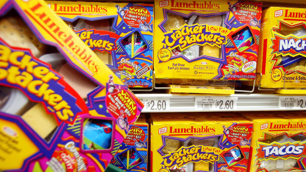 There's a Lunchables Shortage and Parents Are Outraged!