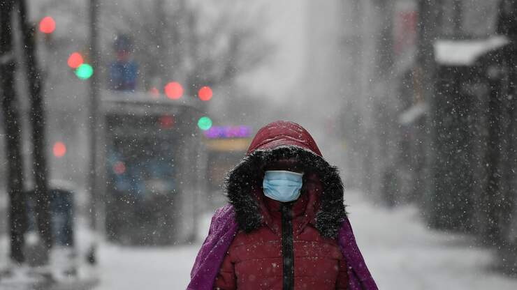 How Much Snow Will New York Get This Winter? Old Farmer's Almanac Predicts
