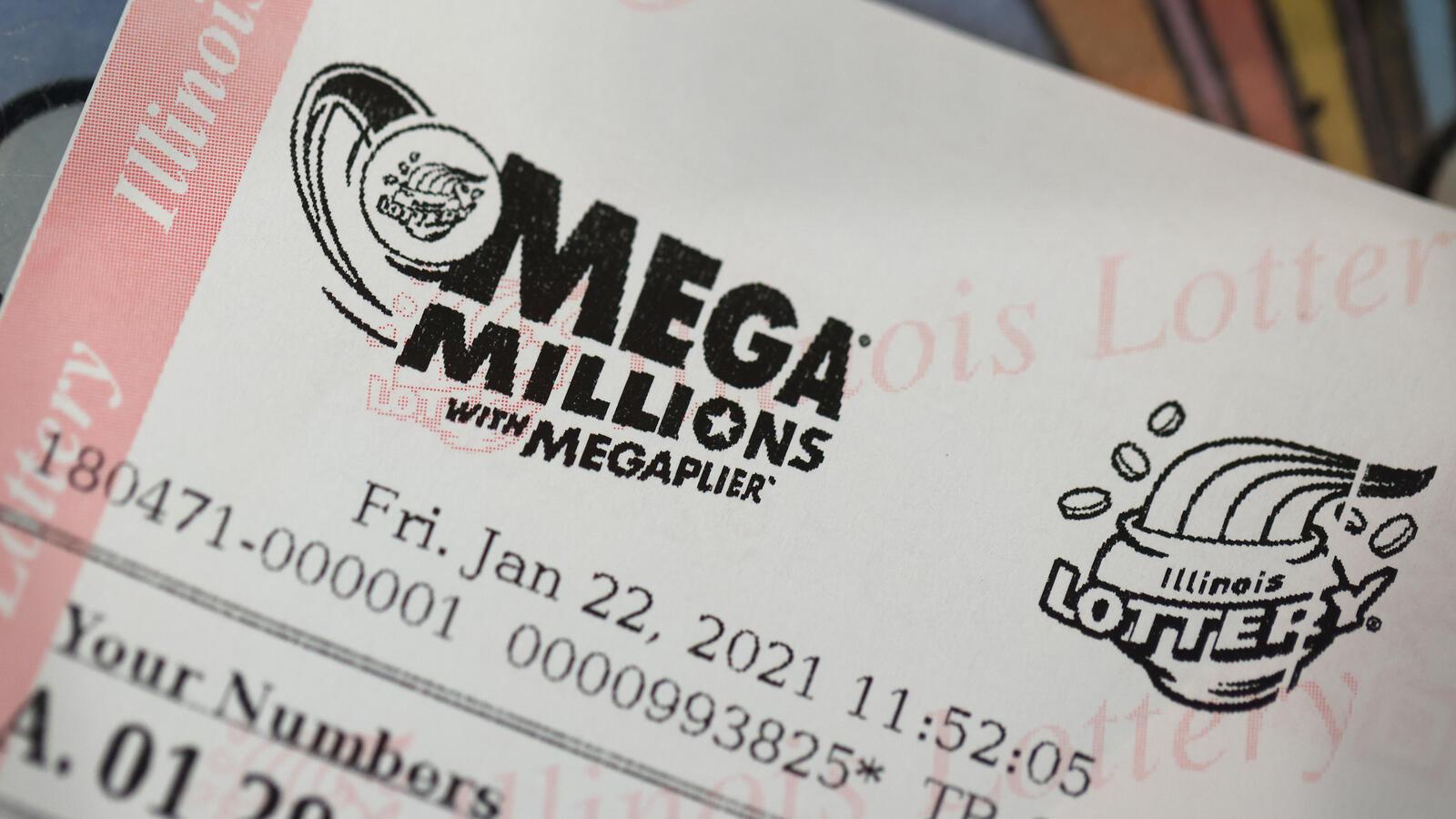 Florida Woman Buys 2 Winning Mega Millions Tickets