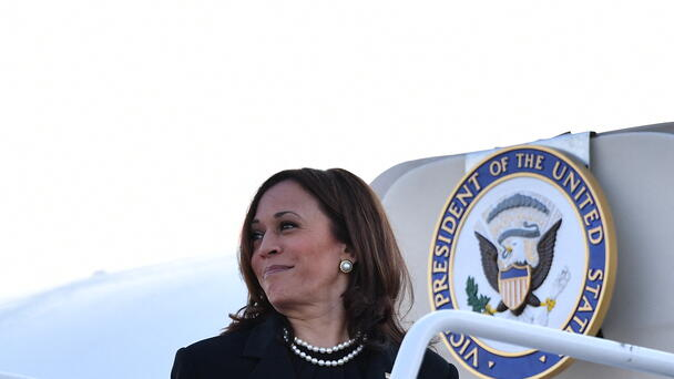 V.P. Kamala Harris Hired Child Actors for Bizarre Space Video
