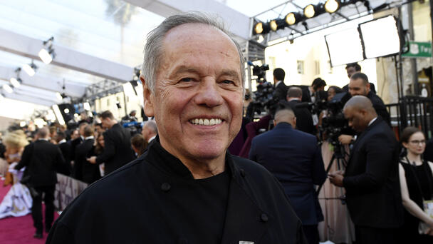 Wolfgang Puck Talks The Importance Of Curiosity On 'Just B'