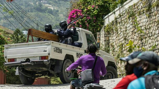 U.S. Missionaries And Children Abducted By Gang In Haiti