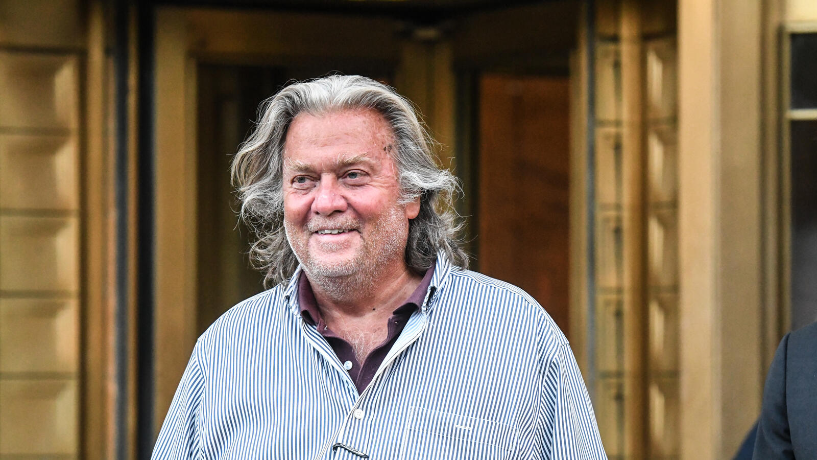 House Votes To Hold Steve Bannon In Contempt Of Congress