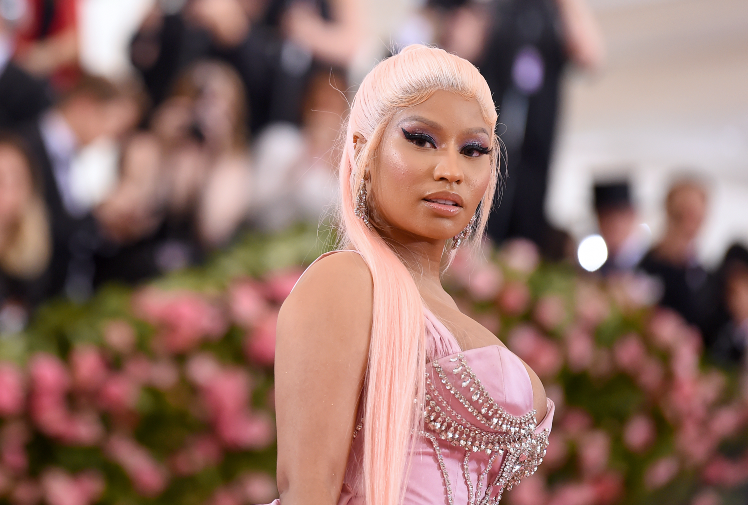 Nicki Minaj Shares Sultry Snippet Of Her Unreleased New Music