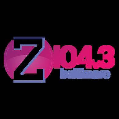 Z104.3 logo