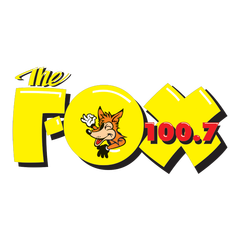 100.7 KKRQ The Fox logo