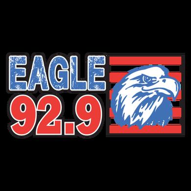 Eagle 92.9 logo