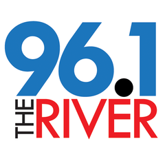 96.1 The River logo