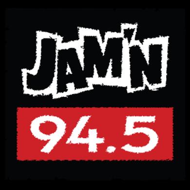 JAM'N 94.5 logo