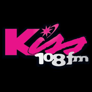 Kiss 108 logo