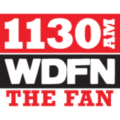 1130 WDFN The Fan logo