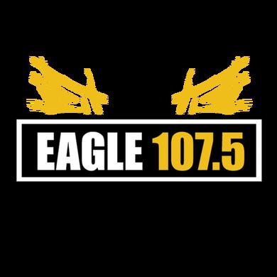 EAGLE 107.5 logo