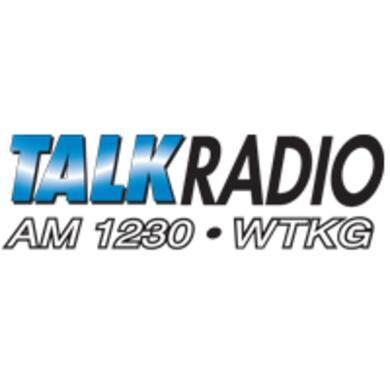 TALK 1230 WTKG logo
