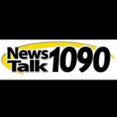 News/Talk 1090 WKBZ logo